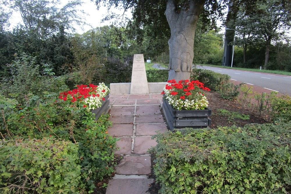 Monument Schietbaan Berkum