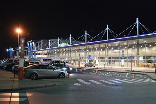 Internationale Luchthaven Katowice