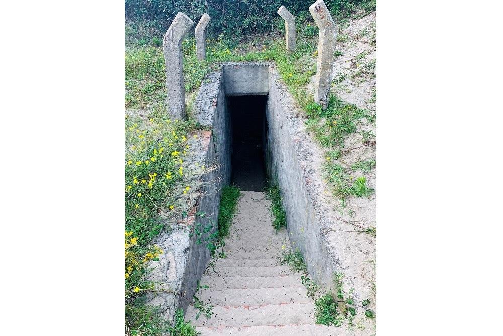 Water Bunker Bunkerroute no. 12 De Punt Ouddorp