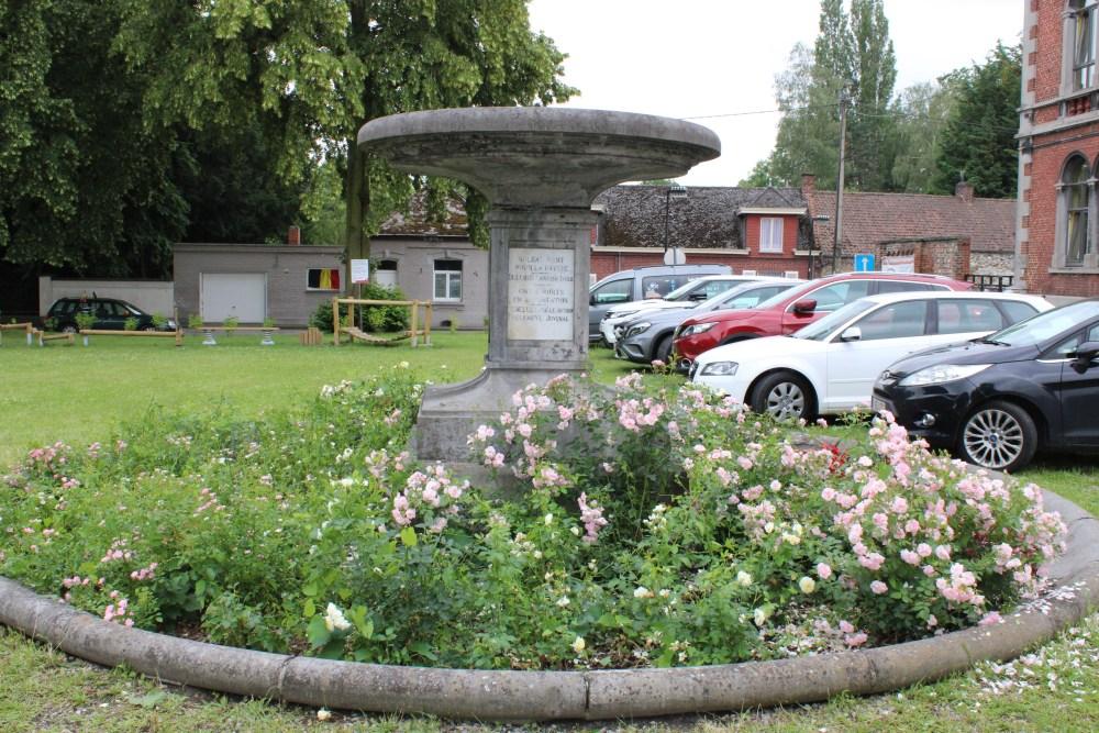War Memorial Ville-Pommeroeul