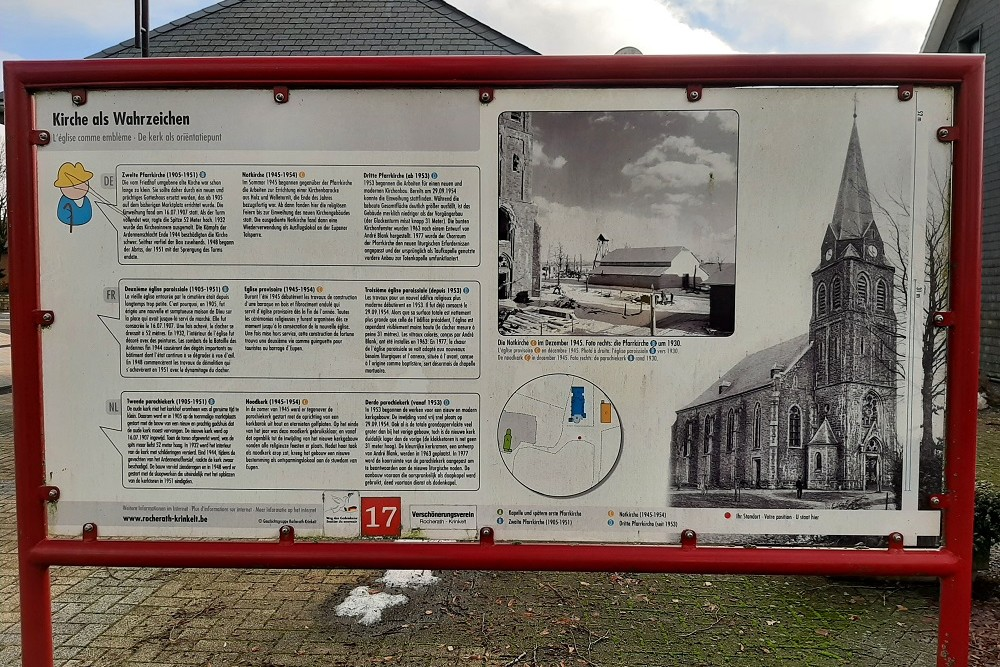 Route of Commemoration No. 17: The Church As A Landmark