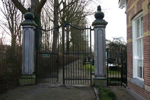 Dutch War Graves Northern Cemetery
