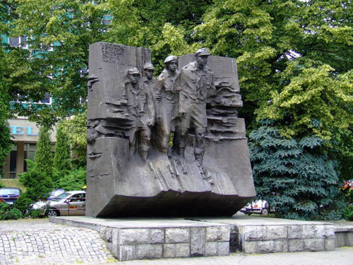 Scouts Memorial Katowice