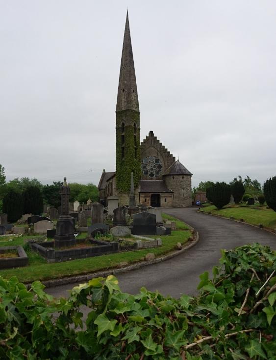 Oorlogsgraven van het Gemenebest Christ Church Church of Ireland Churchyard