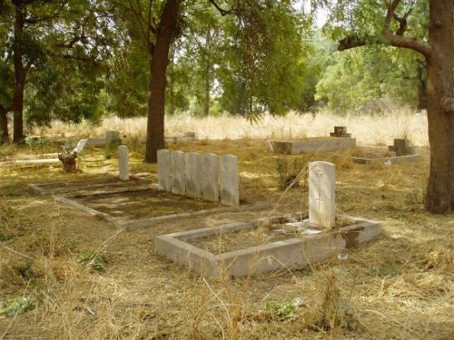 Commonwealth War Graves Maiduguri