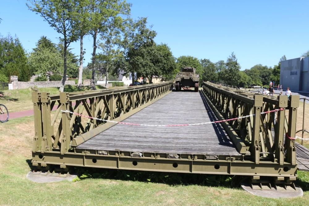 Bailey Bridge Colleville-sur-Mer