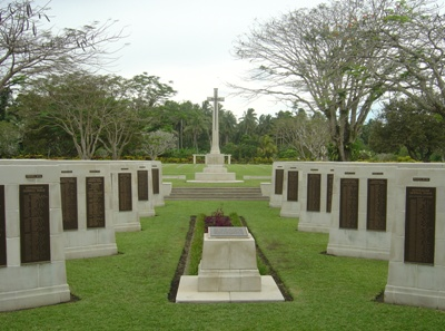 Commonwealth Memorial of the Missing Rabaul