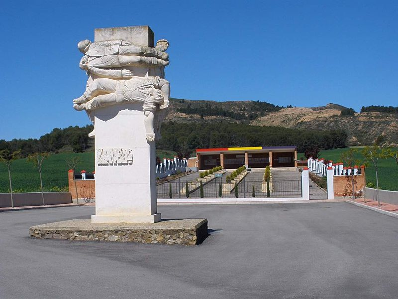 Begraafplaats 'La Barranca'