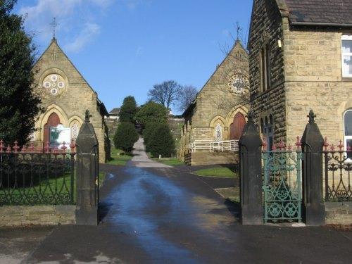 Commonwealth War Graves Burncross Cemetery