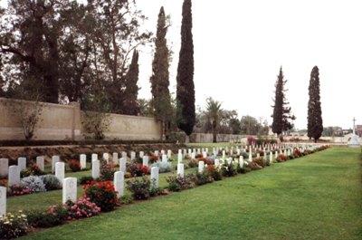 Oorlogsbegraafplaats van het Gemenebest Ismailia