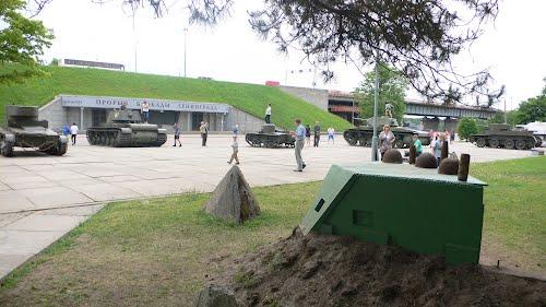 Openluchttentoonstelling Kirovsk