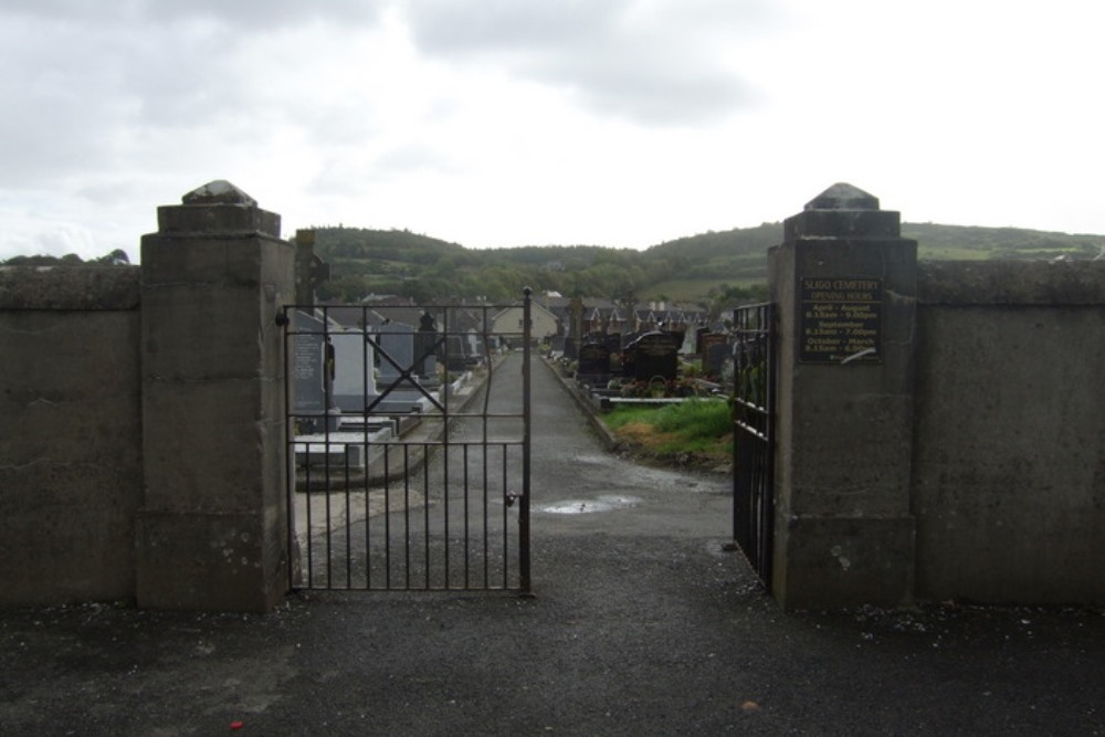 Commonwealth War Graves Sligo Cemetery