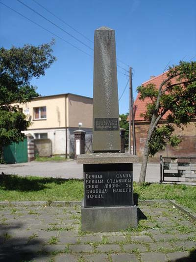 Liberation Memorial Stargard Szczecinski