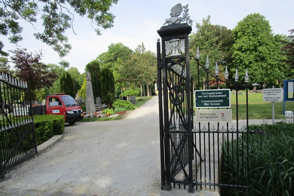 General Cemetery Harlingen