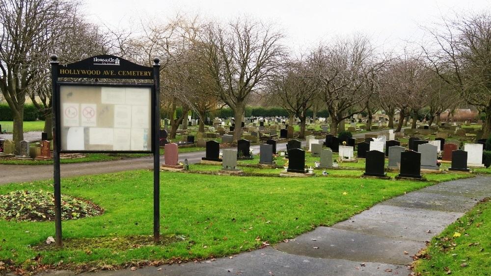 Oorlogsgraven van het Gemenebest Hollywood Avenue Cemetery