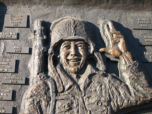Monument Veteranen Wasco County