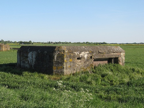 Pillbox FW3/28A Little Downham