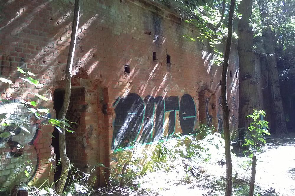 Festung Posen - Infantry Bunker J2 IV