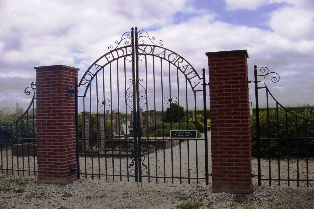 Dutch War Graves Lutheran Cemetery