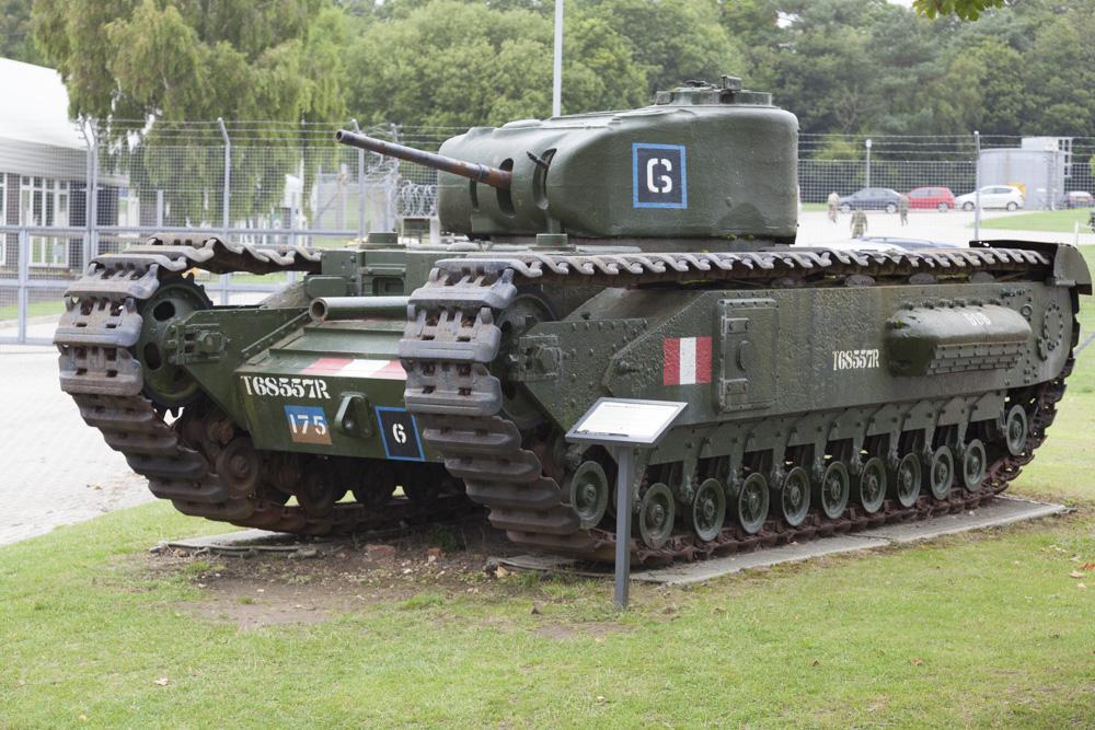 The Tank Museum Bovington