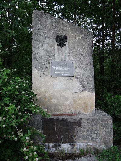 Polish War Cemetery Huta Krzeszowska