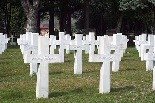 Italiaanse Oorlogsgraven Merano