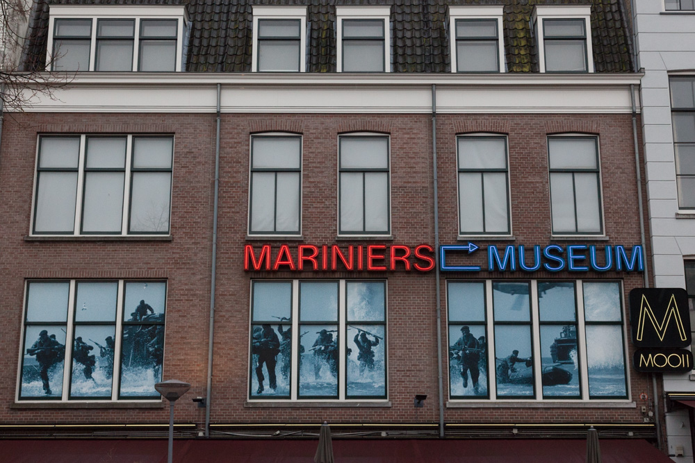 Marines Museum of the Royal Navy