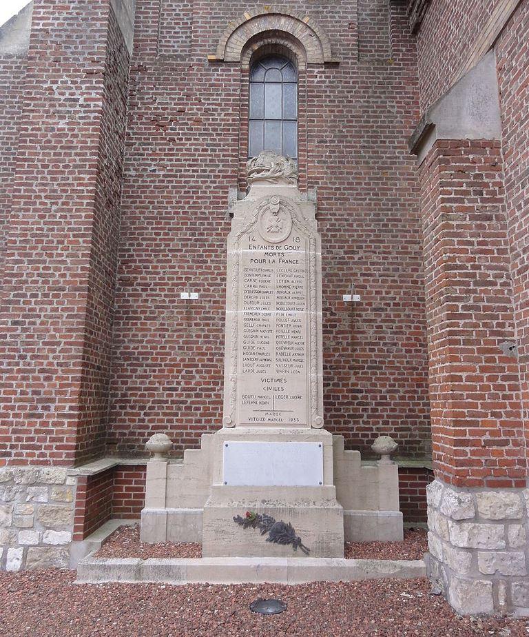 War Memorial Gouy