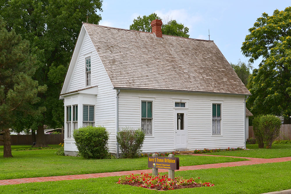 Harry S Truman Birthplace State Historic Site