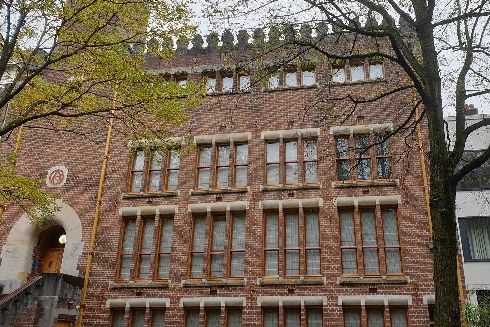Memorial National Trade Union Museum Amsterdam