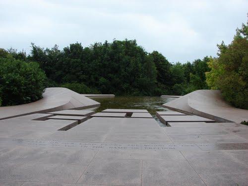American Memorial Garden Caen
