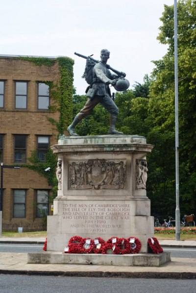 War Memorial Cambridgeshire