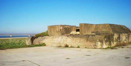 Duitse Luchtdoelbatterij Pointe Saint Marc