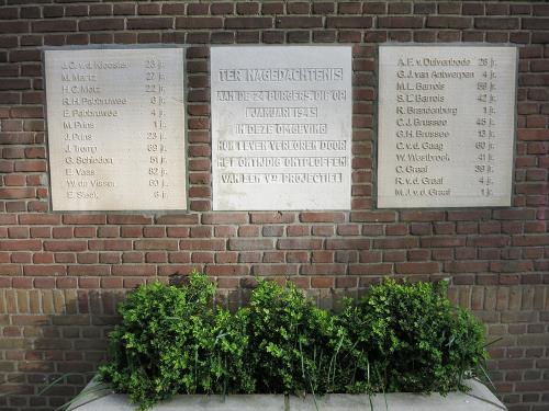 Monument Neergestorte V2
