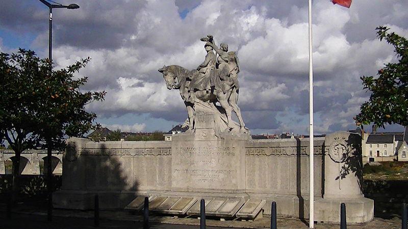 Oorlogsmonument Saumur