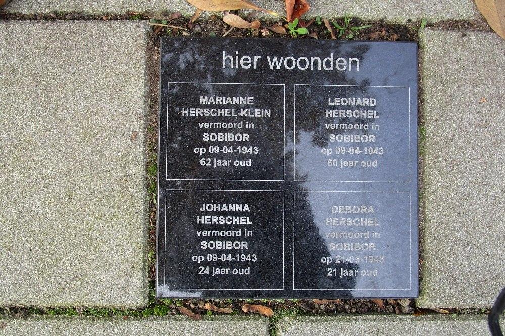 Memorial Stones Snoeckgensheuvel 13