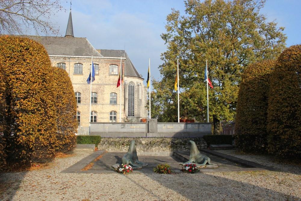 Oorlogsmonument Nivelles