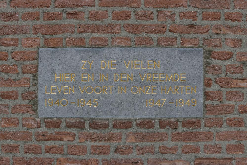 Memorial Town Hall Ravenstein