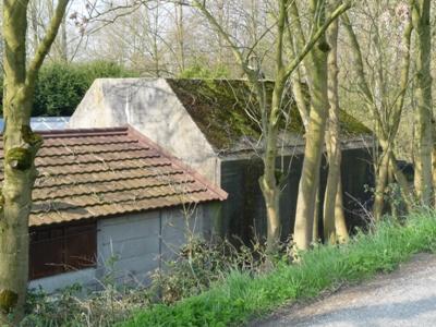Groepsschuilplaats Type P Kerkweg