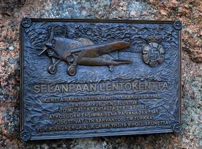 Monument Finse Vliegeniers