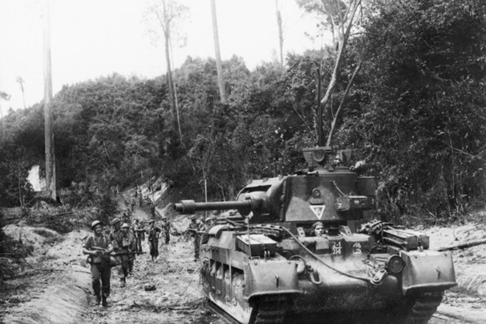 Tank Plateau