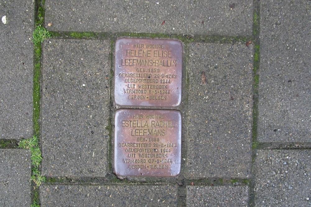 Remembrance Stones Frans van Mierisstraat 77