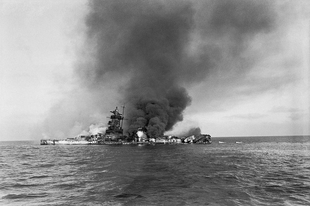 Scheepswrak Admiral Graf Spee
