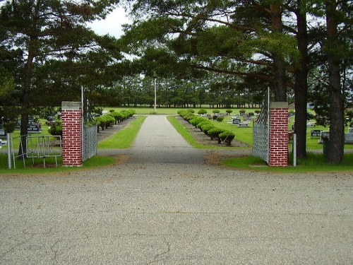 Commonwealth War Graves Carberry Cemetery