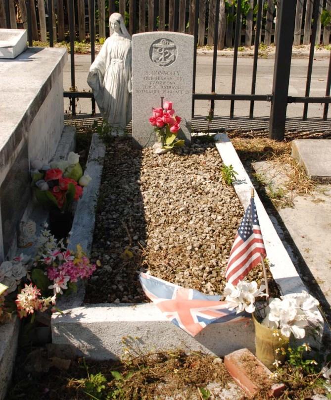 Oorlogsgraf van het Gemenebest Key West Catholic Cemetery