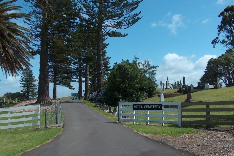 Oorlogsgraven van het Gemenebest Patea Cemetery