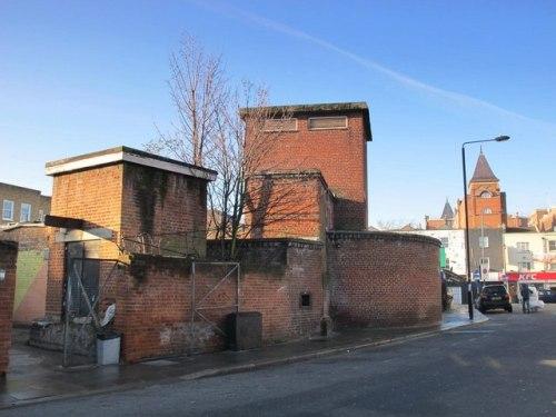 Deep Level Air Raid Shelter Camden Town (North)