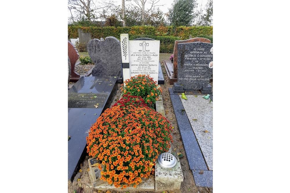 Nederlandse Oorlogsgraven Rooms Katholieke Begraafplaats Westbeemster