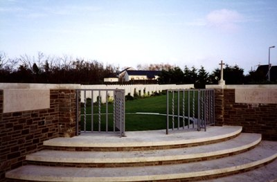 Commonwealth War Cemetery Escoublac-la-Baule