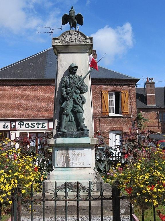 War Memorial Charleval